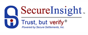 Secure Insight. Trust, but verify*